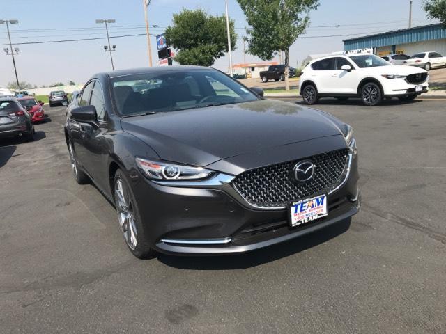2018 Mazda Mazda6 Car