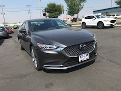 New 2018 Mazda Mazda6 Signature Auto Car JM1GL1XY9J1319349 in Caldwell, ID