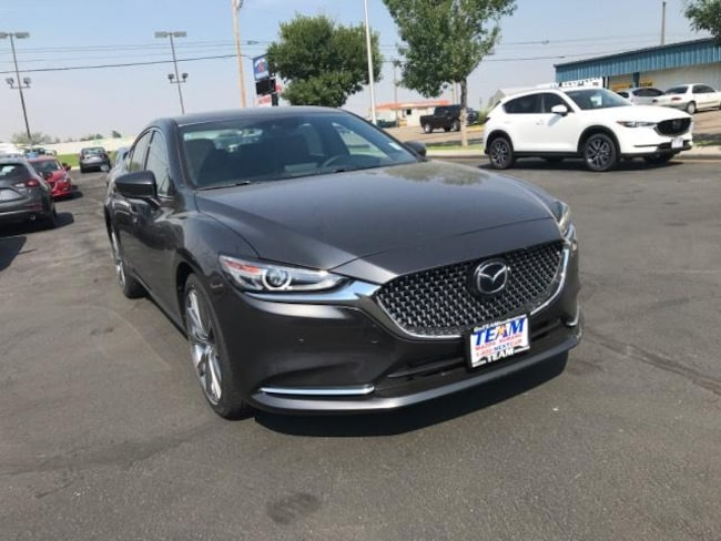 New 2018 Mazda Mazda6 Signature Auto Car Caldwell