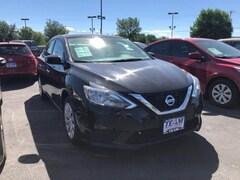 Used 2017 Nissan Sentra SV CVT Car H19113 in Caldwell, ID near Boise