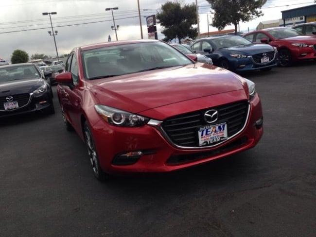 New 2018 Mazda Mazda3 4-Door Touring Auto Car Caldwell