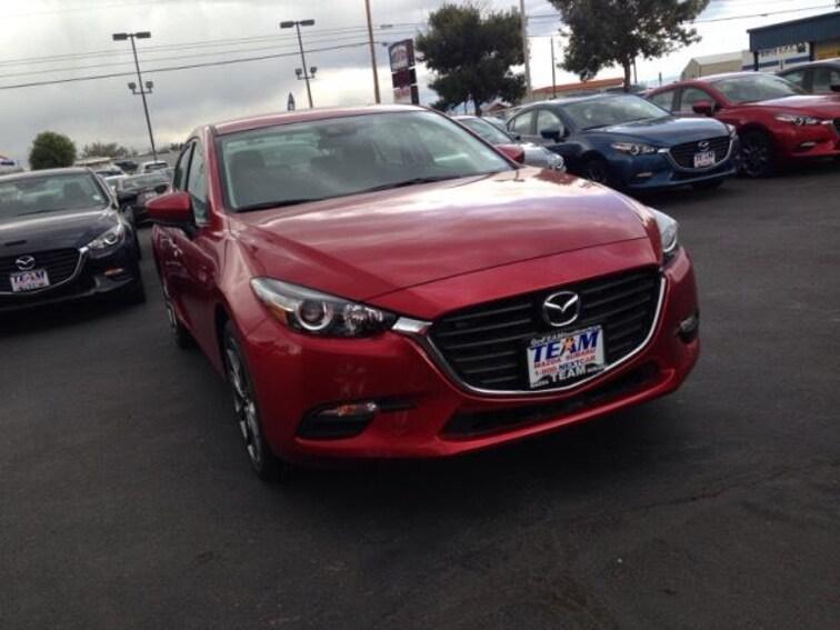 Used 2018 Mazda Mazda3 4-Door Touring Auto Car in Caldwell near Boise, ID