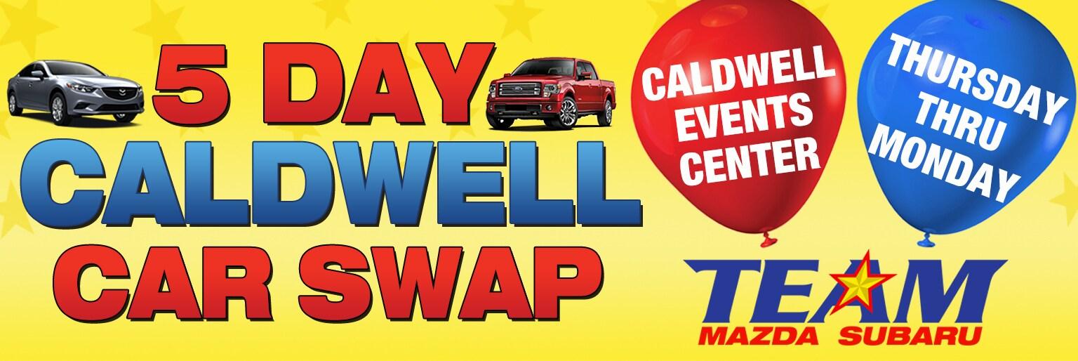 Team Mazda | New Mazda dealership in Caldwell, ID 83607