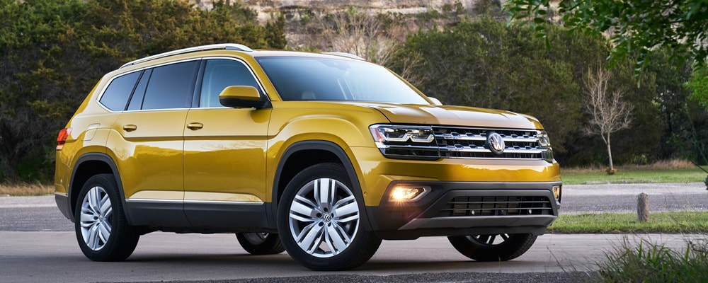 2018 VW Atlas Vs The Competition