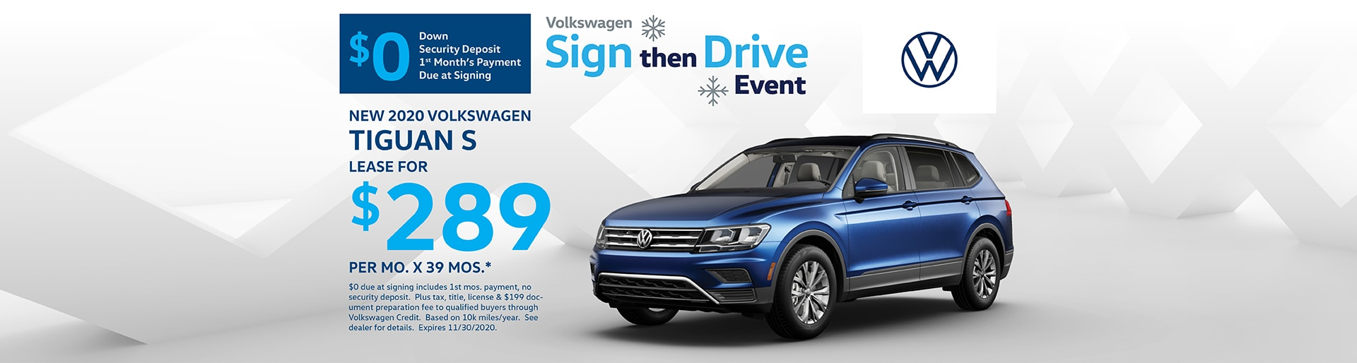 2020 Volkswagen Tiguan Special Offer | Merrillville, IN