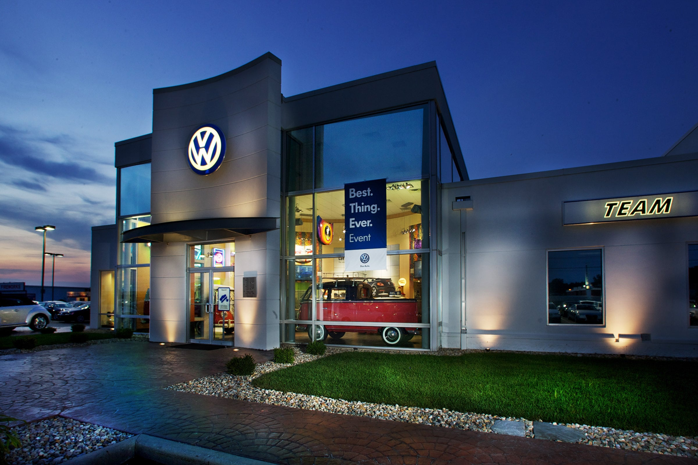 Team VW in Merrillville, IN