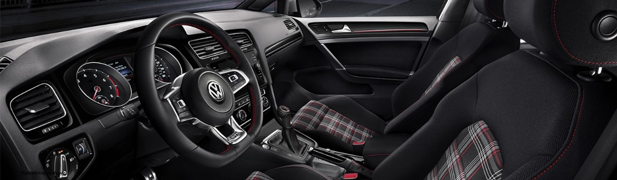 2018 VW Golf GTI Interior