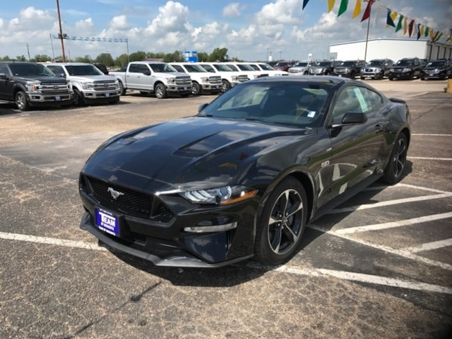 new 2019 ford mustang for sale at team ford of navasota. Black Bedroom Furniture Sets. Home Design Ideas