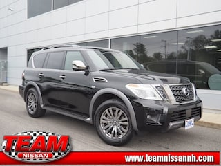 New 2018 Nissan Armada Platinum SUV for sale in Manchester, NH