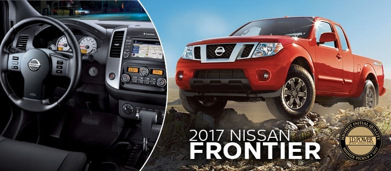 2017 Nissan Frontier Inquiry | Team Nissan NH