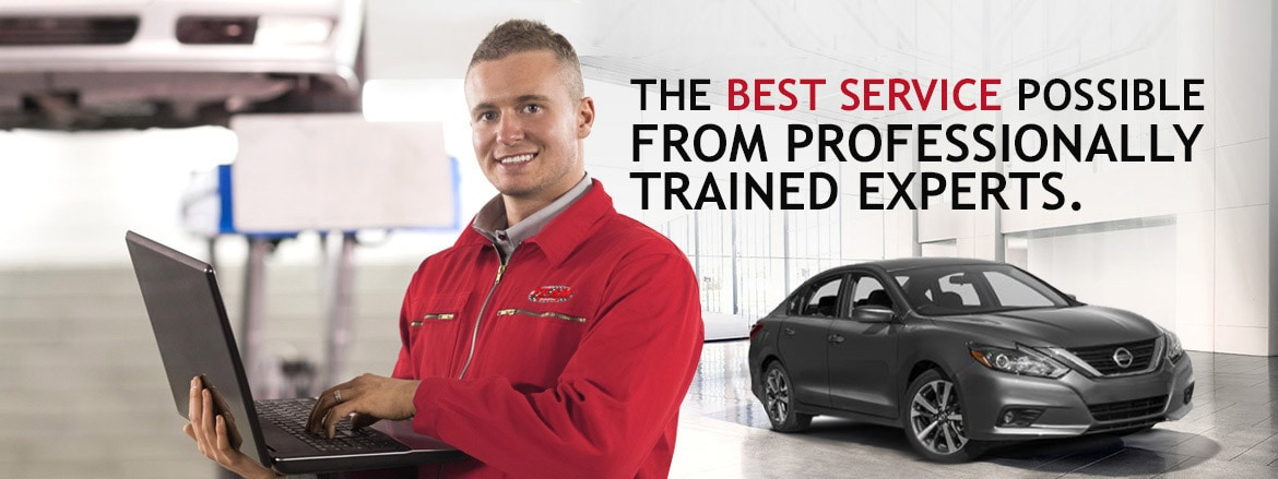 Team Nissan Service Center Manchester NH