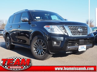 New 2019 Nissan Armada Platinum SUV for sale in Manchester, NH