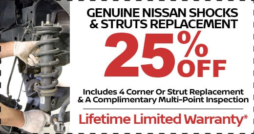 Alignment Special at Team Nissan in Manchester