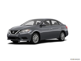 New 2019 Nissan Sentra SV Sedan for sale in Manchester, NH