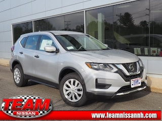 New 2019 Nissan Rogue S SUV for sale in Manchester, NH