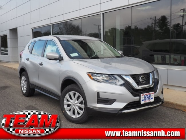 New 2019 Nissan Rogue S SUV in Manchester, NH