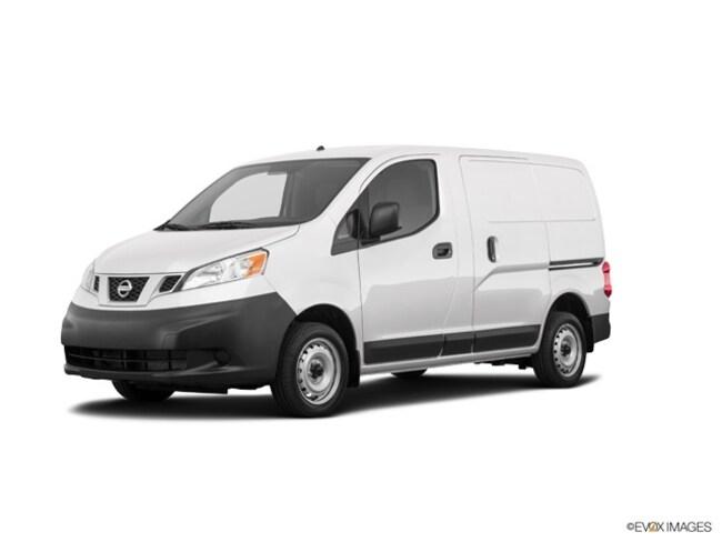 New 2019 Nissan NV200 S Van Compact Cargo Van in Manchester, NH