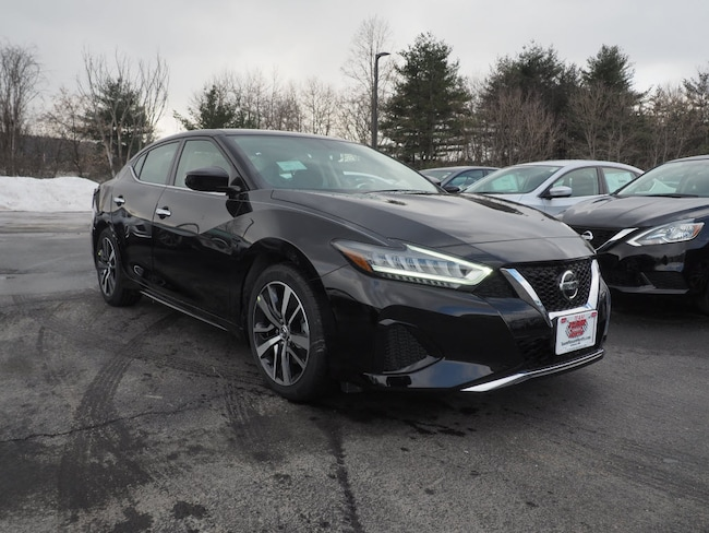 New 2019 Nissan Maxima For Sale In Lebanon Nh Stock N39002