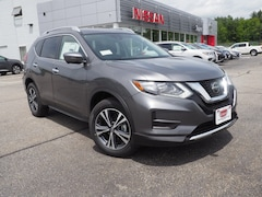 New 2019 Nissan Rogue SV SUV in Lebanon NH
