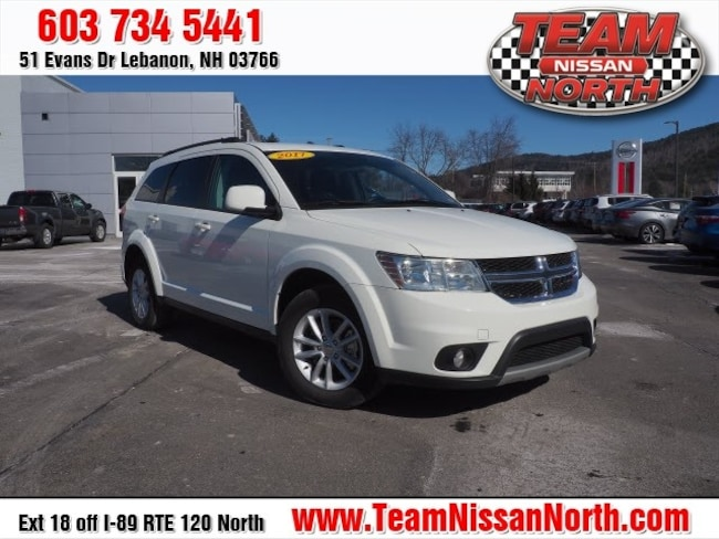 Used 2017 Dodge Journey SXT SUV in Lebanon NH