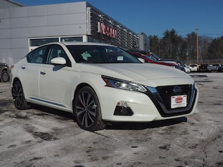 New 2019 Nissan Altima 2.5 Sedan in Lebanon NH