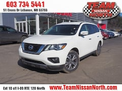 Certified Used 2018 Nissan Pathfinder SV SUV in Lebanon NH