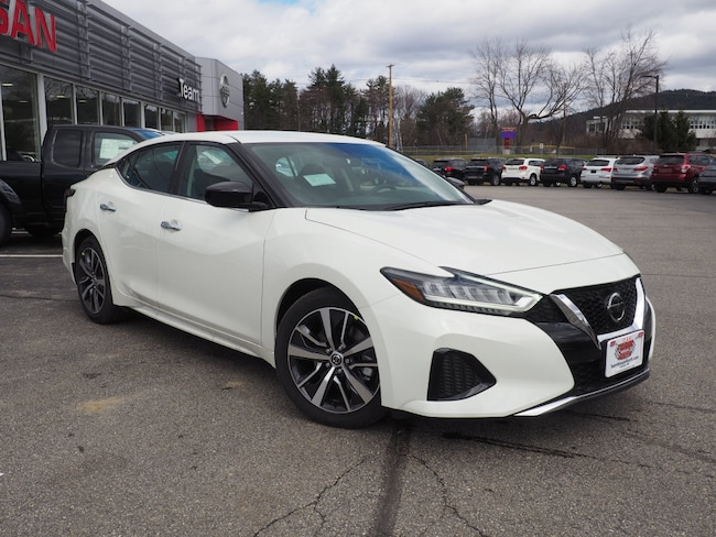 New Nissan Maxima >> New 2019 Nissan Maxima For Sale In Lebanon Nh Stock N39006