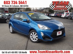 Used 2017 Toyota Prius c Four Hatchback in Lebanon NH