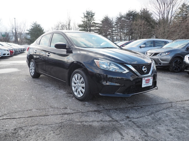 New 2019 Nissan Sentra S Sedan in Lebanon NH