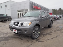 2019 Nissan Frontier PRO-4X Truck in Lebanon NH
