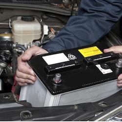 Genuine Nissan Battery!