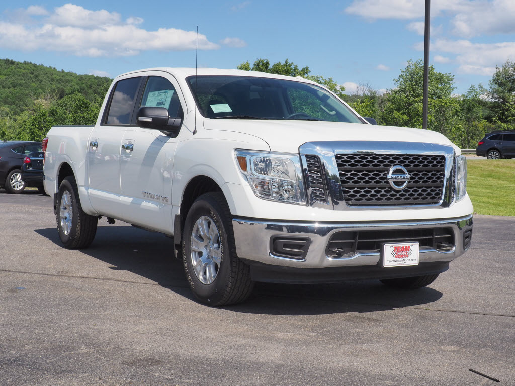 New 2018 Nissan Titan SV Truck in Lebanon NH