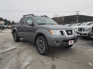 New 2019 Nissan Frontier PRO-4X Truck in Lebanon NH