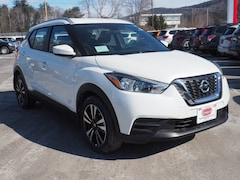 New 2019 Nissan Kicks SV SUV in Lebanon NH