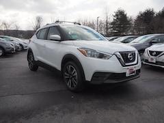 New 2019 Nissan Kicks SV SUV in Lebanon NH