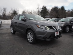 New 2019 Nissan Rogue Sport S SUV in Lebanon NH
