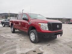 2019 Nissan Titan XD S Gas Truck Crew Cab