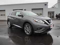 New 2018 Nissan Murano Platinum SUV in Lebanon NH