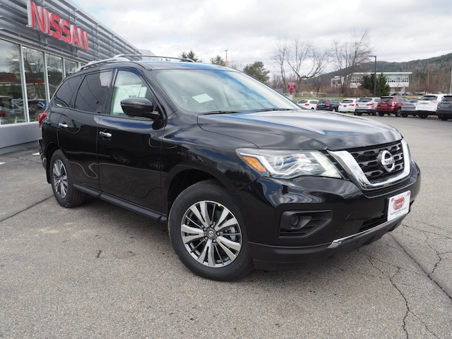 New 2019 Nissan Pathfinder S SUV in Lebanon NH