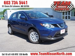 Certified Used 2018 Nissan Rogue Sport S SUV in Lebanon NH