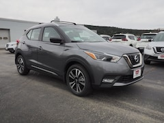 New 2018 Nissan Kicks SR SUV in Lebanon NH