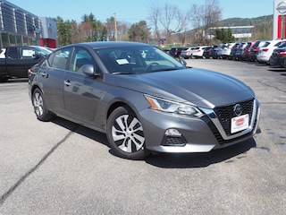 New 2019 Nissan Altima 2.5 S Sedan in Lebanon NH