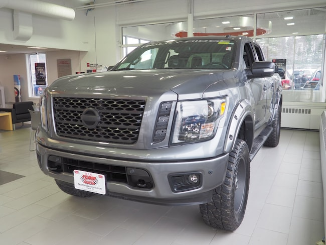 New 2019 Nissan Titan For Sale in Lebanon NH | Stock: NT9016