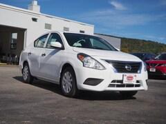 2019 Nissan Versa 1.6 S Plus Sedan