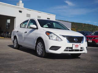 New 2019 Nissan Versa 1.6 S Plus Sedan in Lebanon NH