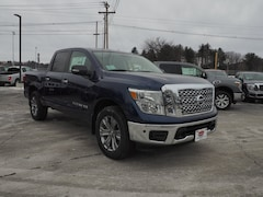 New 2019 Nissan Titan SV Truck in Lebanon NH