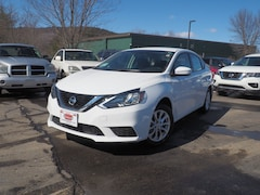 2019 Nissan Sentra S Sedan in Lebanon NH