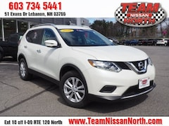 Certified Used 2016 Nissan Rogue SV SUV in Lebanon NH