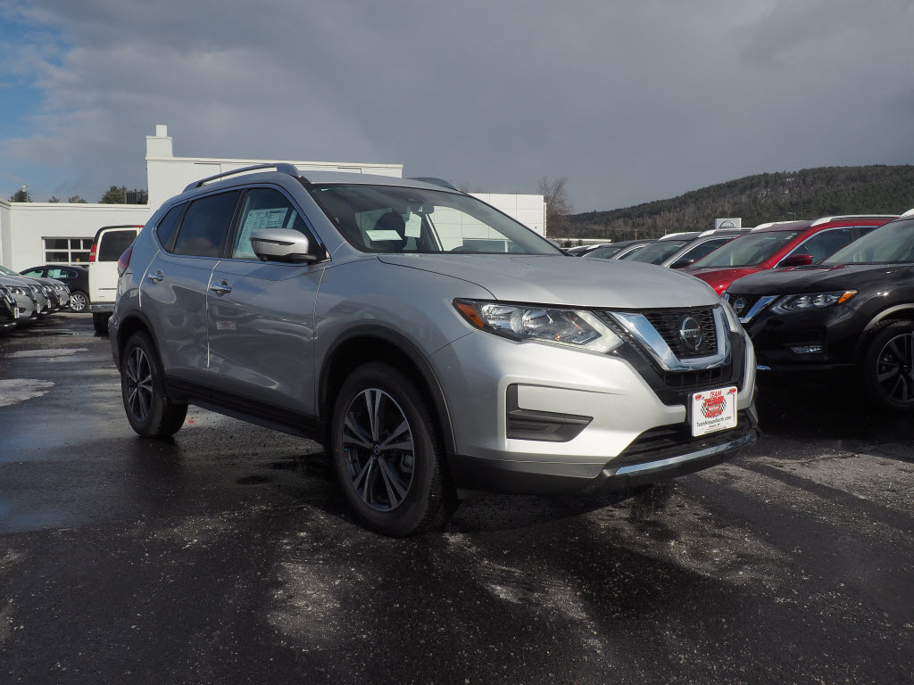 Team Nissan North >> New 2019 Nissan Rogue For Sale In Lebanon Nh Stock Nr9013