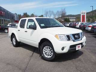 New 2019 Nissan Frontier SV Truck Crew Cab in Lebanon NH